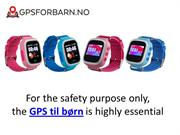 For the safety purpose only, the GPS til børn is highly essential