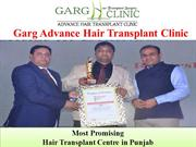 Garg Advance Hair Transplant Clinic-Most Promising Hair Transplant