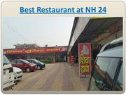 Shiva tourist dhaba Offers Best Restaurant at NH 24 and Hotel at NH58