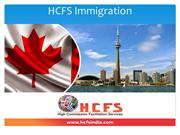 Business Visa Consultant - HCFS Immigration Chandigarh