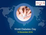 World Diabetes Day 2016 - Eyes on Diabetes