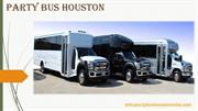Party Buses in Houston PowerPoint Presentation