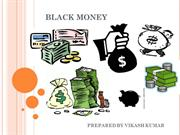 BLACK MONEY INDIA