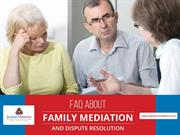 FAQ about Mediation and Dispute Resolution