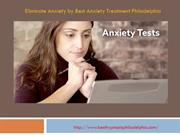 Eliminate Anxiety by Best Anxiety Treatment Philadelphia