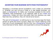 Food Photographer and Photography Spokane WA