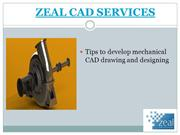 CAD Drawing Services-Zeal CAD Services