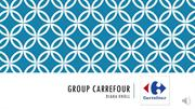 Group carrefour presentation