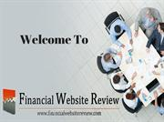 Stock Market Activities and Trades Reviews