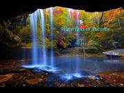 1-Nov 08-Autumn Waterfalls-Autumn Leaves-Mantovani orchestra