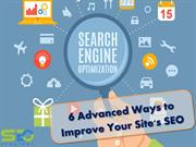 6 Advanced Ways to Improve Your Site's SEO