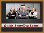 Quick Loans Payday - Cash Help For Your Short Term Monetary Crisis