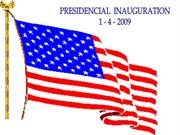 PRESIDENTIAL INAUGURATION1