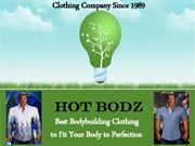 HOT BODZ Mens clothes