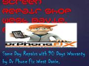 iPhone Screen Repair Shop West Davie, FL
