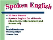 Spoken English for All
