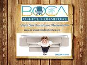 Visit Our Boca Office Furniture Showroom