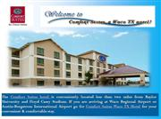 Waco Convention Center Hotels TX