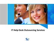 Multi-dimensional IT Help Desk Outsourcing Services Are The Future