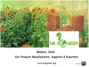 Coir Products Manufacturers in India