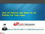 Sick Of Pollution And Want An Air Purifier For Your Home