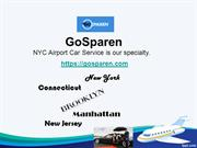 GoSparen's Affordable NYC Airport Car Service