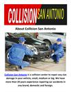 Collision Auto Body Repair in San Antonio, TX
