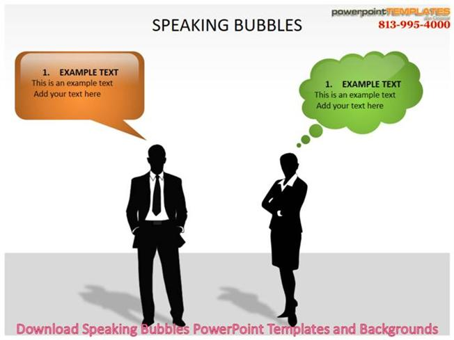 Download speaking bubbles powerpoint templates and backgrounds download speaking bubbles powerpoint templates and backgrounds authorstream toneelgroepblik Gallery