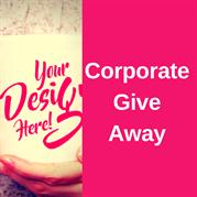 Corporate Give Away