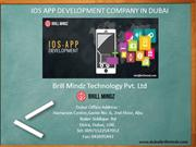 IOS APP DEVELOPMENT COMPANY IN DUBAI