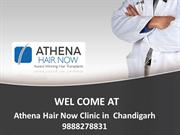 Best Hair Transplant in Chandigarh-Athena Hair Now Clinc