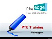 PTE Training, Best PTE Coaching Institutes, PTE Training Institutes