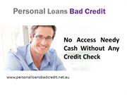 Personal Loans Bad Credit - Obtain Money With No Difficulty
