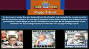 Design Your Own Custom T-Shirts with Graphics
