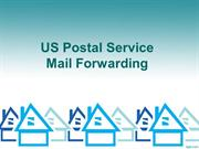 US Postal Service Mail Forwarding
