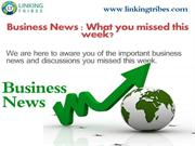 Updated Business News and Headlines | Stock Market News Updates