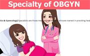 Specialty of Obstetrics & Gynecology