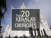 Top 20 Kerala's Famous Churches