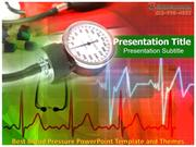 Best Blood Pressure PowerPoint Template and Themes