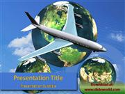 Airlines PPT Templates