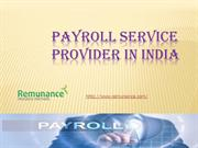 PayRoll Service Provider In India