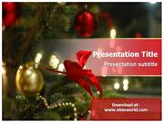 Merry Christmas PPT Templates