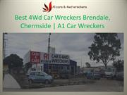 Best 4Wd Car Wreckers Brendale, Chermside | A1 Car Wreckers