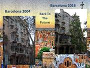 Barcelona - back to the Future