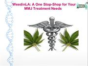 Weed Dispensaries Los Angeles