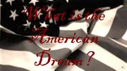 What is the American Dream Powerpoint