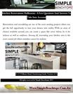Kitchen Renovations Melbourne- A Few Questions And Answers To Take Int