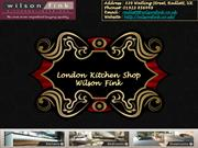 Luxury Kitchens Company London | German Kitchens London - Wilson Fink