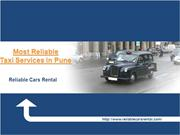 Most Reliable Taxi Services in Pune