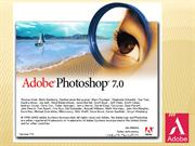 HOW TO USE ADOBE PHOTOSHOP 7.0 TUTORIAL | ADOBE